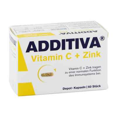 Additiva Vitamin C Depot 300 mg Kapseln