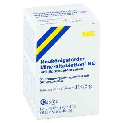 Neukönigsförder Mineraltabletten Ne  bei Apotheke.de bestellen