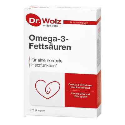 Omega 3 Fettsäuren 500 mg/60% Kapseln  bei Apotheke.de bestellen