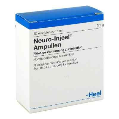 Neuro Injeel Ampullen  bei Apotheke.de bestellen