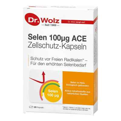 Selen Ace 100 [my]g 60 Tage Kapseln  bei Apotheke.de bestellen
