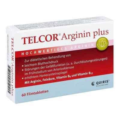 Telcor Arginin plus Filmtabletten  bei Apotheke.de bestellen