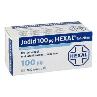 Jodid 100μg HEXAL  bei Apotheke.de bestellen