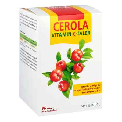 Cerola Vitamin C Taler Grandel  bei Apotheke.de bestellen