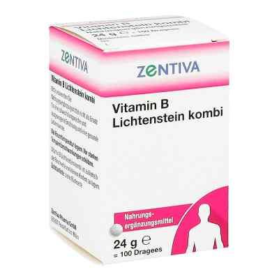 Vitamin B Lichtenstein Kombi Dragees  bei Apotheke.de bestellen