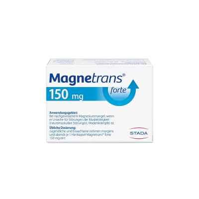 Magnetrans forte 150 mg Hartkapseln  bei Apotheke.de bestellen