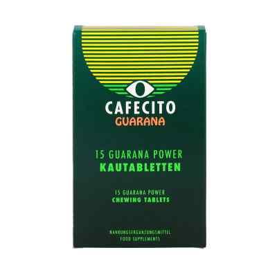 Guarana Cafecito Kautabletten  bei Apotheke.de bestellen
