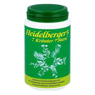 Heidelbergers 7 Kräuter Stern Tee  bei Apotheke.de bestellen
