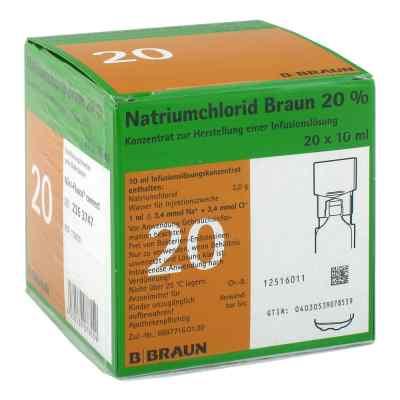 Natriumchlorid 20% Mpc Elektrolytkonzentrat  bei Apotheke.de bestellen