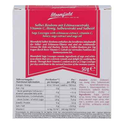 Bloomfield Salbei Bonbons mit Echinacea  bei Apotheke.de bestellen