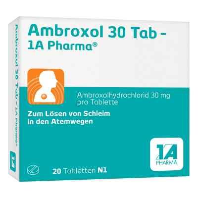 Ambroxol 30 Tab-1A Pharma  bei Apotheke.de bestellen