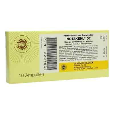 Notakehl D7 Ampullen  bei Apotheke.de bestellen
