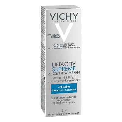 Vichy Liftactiv Serum 10 Augen & Wimpern Creme  bei Apotheke.de bestellen