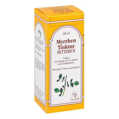 Myrrhentinktur Hetterich  bei Apotheke.de bestellen