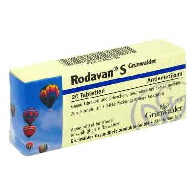 Rodavan S Grünwalder  bei Apotheke.de bestellen