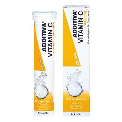 Additiva Vitamin C 1 g Brausetabletten  bei Apotheke.de bestellen