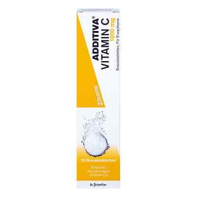 Additiva Vitamin C1 g Brausetabletten  bei Apotheke.de bestellen
