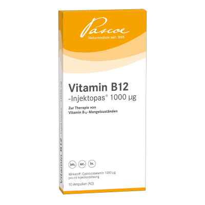 Vitamin B12 Injektopas 1000 [my]g Injektionslösung  bei Apotheke.de bestellen