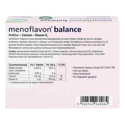 Menoflavon Balance Tabletten  bei Apotheke.de bestellen