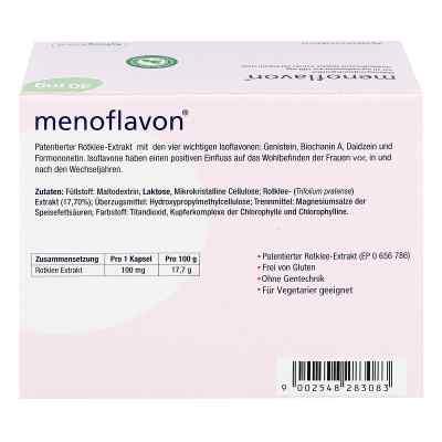 Menoflavon 40 mg Kapseln  bei Apotheke.de bestellen