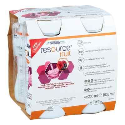 Resource Fruit Himbeere/schw.johannisbeere  bei Apotheke.de bestellen