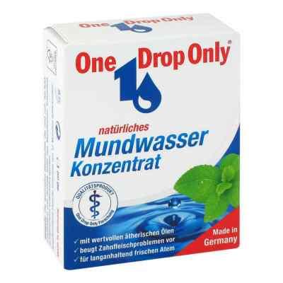 One Drop Only natürl.Mundwasser Konzentrat  bei Apotheke.de bestellen