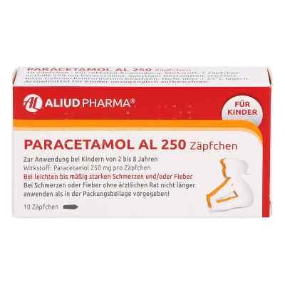Paracetamol AL 250  bei Apotheke.de bestellen