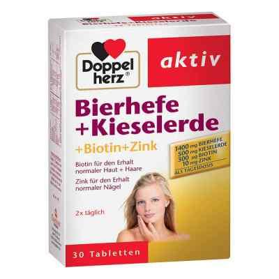 Doppelherz Bierhefe + Kieselerde Tabletten