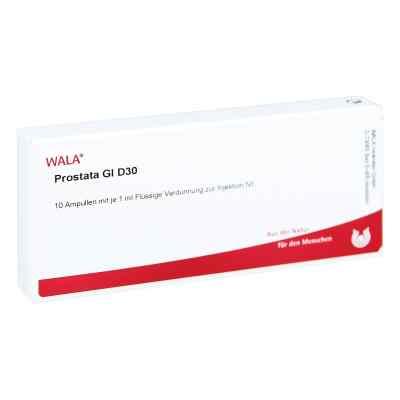 Prostata Gl D30 Ampullen  bei Apotheke.de bestellen