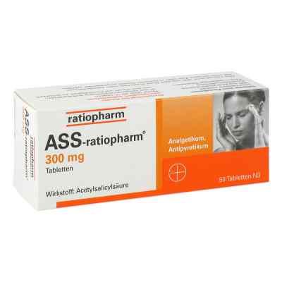 ASS-ratiopharm 300mg  bei Apotheke.de bestellen