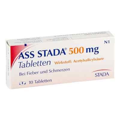 ASS STADA 500mg  bei Apotheke.de bestellen