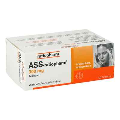 Ass Ratiopharm 300 mg Tabletten