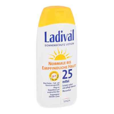 Ladival norm.bis empfindl.Haut Lotion Lsf 25  bei Apotheke.de bestellen