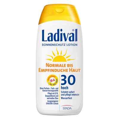 Ladival norm.bis empfindl.Haut Lotion Lsf 30  bei Apotheke.de bestellen
