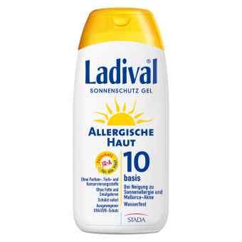 Ladival allergische Haut Gel Lsf 10