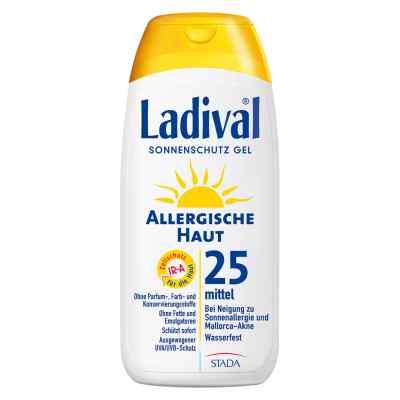 Ladival allergische Haut Gel Lsf 25  bei Apotheke.de bestellen