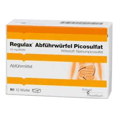 Regulax Abführwürfel Picosulfat  bei Apotheke.de bestellen