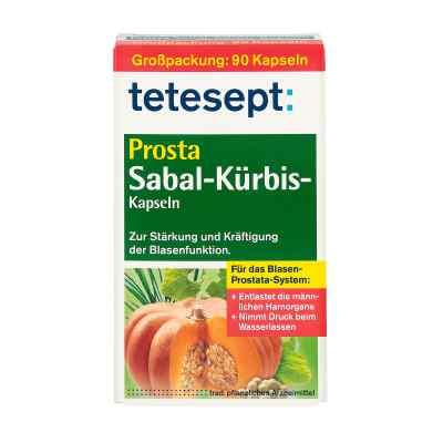 Tetesept Prosta Sabal-Kürbis Kapseln  bei Apotheke.de bestellen