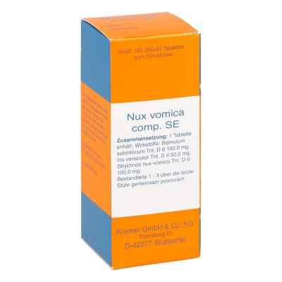 Nux Vomica compositus  Se Tabletten  bei Apotheke.de bestellen