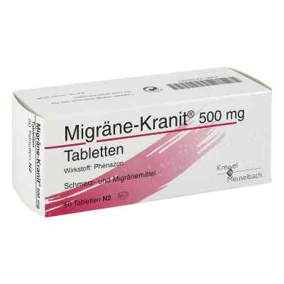 Migräne-Kranit 500mg  bei Apotheke.de bestellen