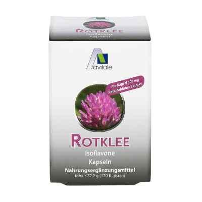 Rotklee Kapseln 500 mg  bei Apotheke.de bestellen