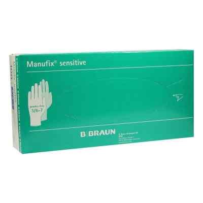 Manufix Unters.handschuhe sensitiv pf. klein  bei Apotheke.de bestellen