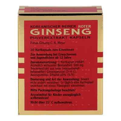 Roter Ginseng Extrakt Kapseln  bei Apotheke.de bestellen