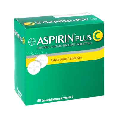 Aspirin plus C Brausetabletten  bei Apotheke.de bestellen