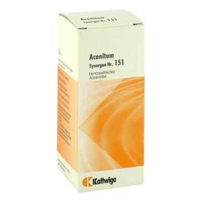 Synergon 151 Aconitum Tropfen  bei Apotheke.de bestellen