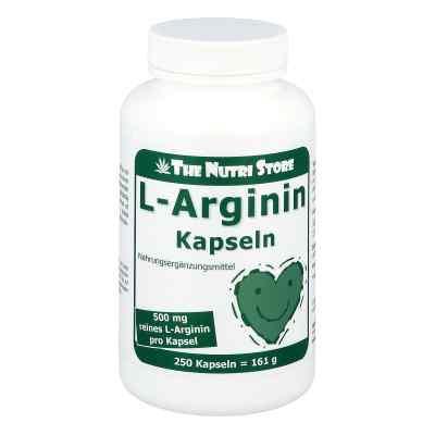 L-arginin 500 mg Kapseln  bei Apotheke.de bestellen