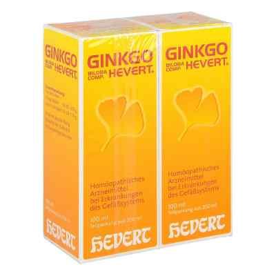 Ginkgo Biloba compositus Hevert Tropfen  bei Apotheke.de bestellen