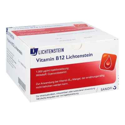 Vitamin B12 1000 [my]g Lichtenstein Ampullen  bei Apotheke.de bestellen