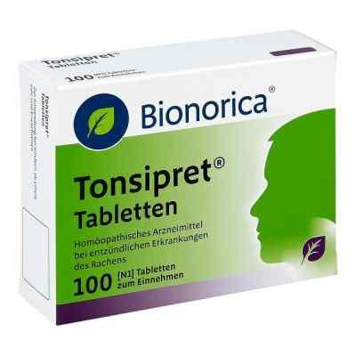 Tonsipret Tabletten