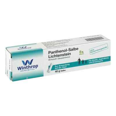 Panthenol-Salbe Lichtenstein  bei Apotheke.de bestellen